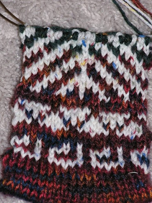 mitten swatch photo