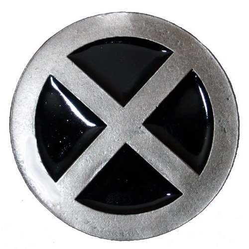 X-Men Belt Buckle