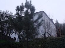 Recuperação do telhado e interior do edíficio