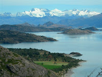 paisaje de bariloche