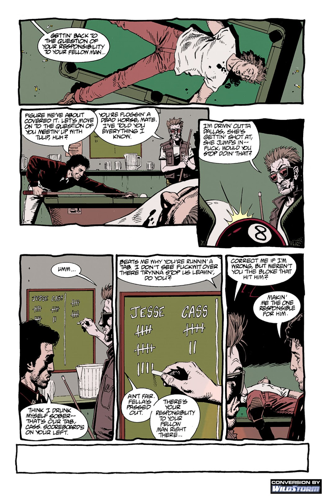 Preacher Issue #6 #15 - English 2