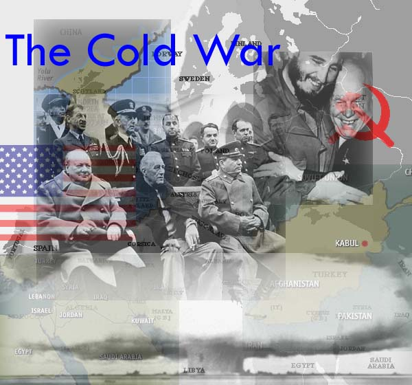 cold war and wwii It also had implications for a wider conflict, the cold war the main protagonists  of that political, economic, military and ideological contest, the soviet union and.