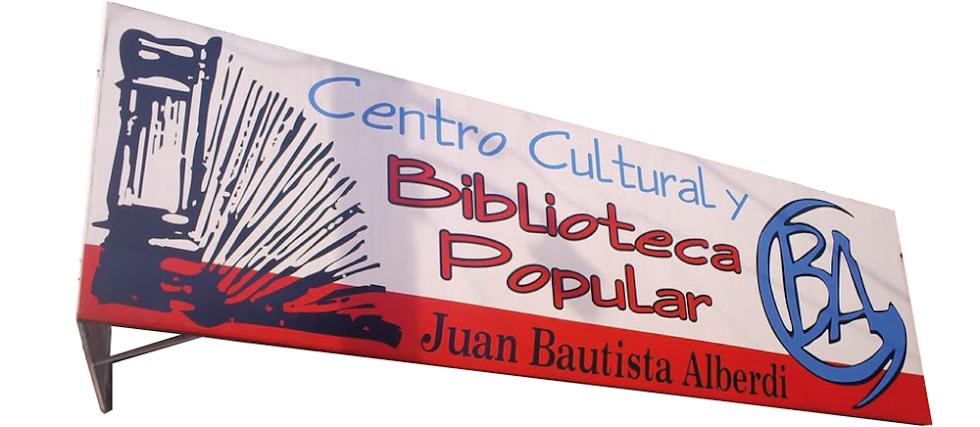 Centro Cultural y Biblioteca Popular Juan B. Alberdi