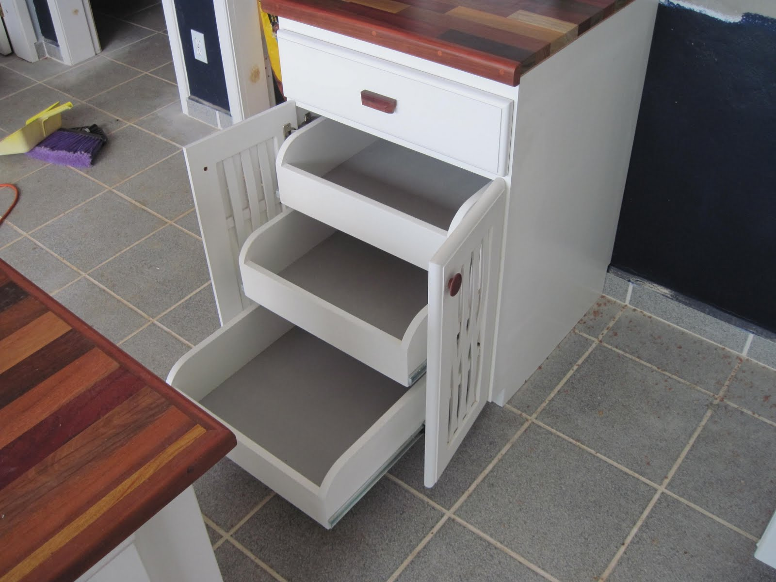 Pot Pan Drawers for Kitchen Cabinets
