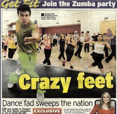 Zumba® in the News