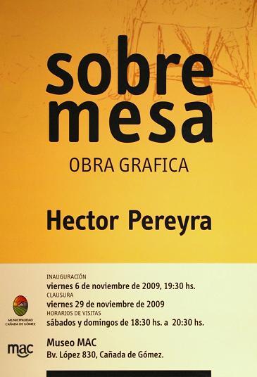 TERCERA MUESTRA MAC HECTOR PEREYRA