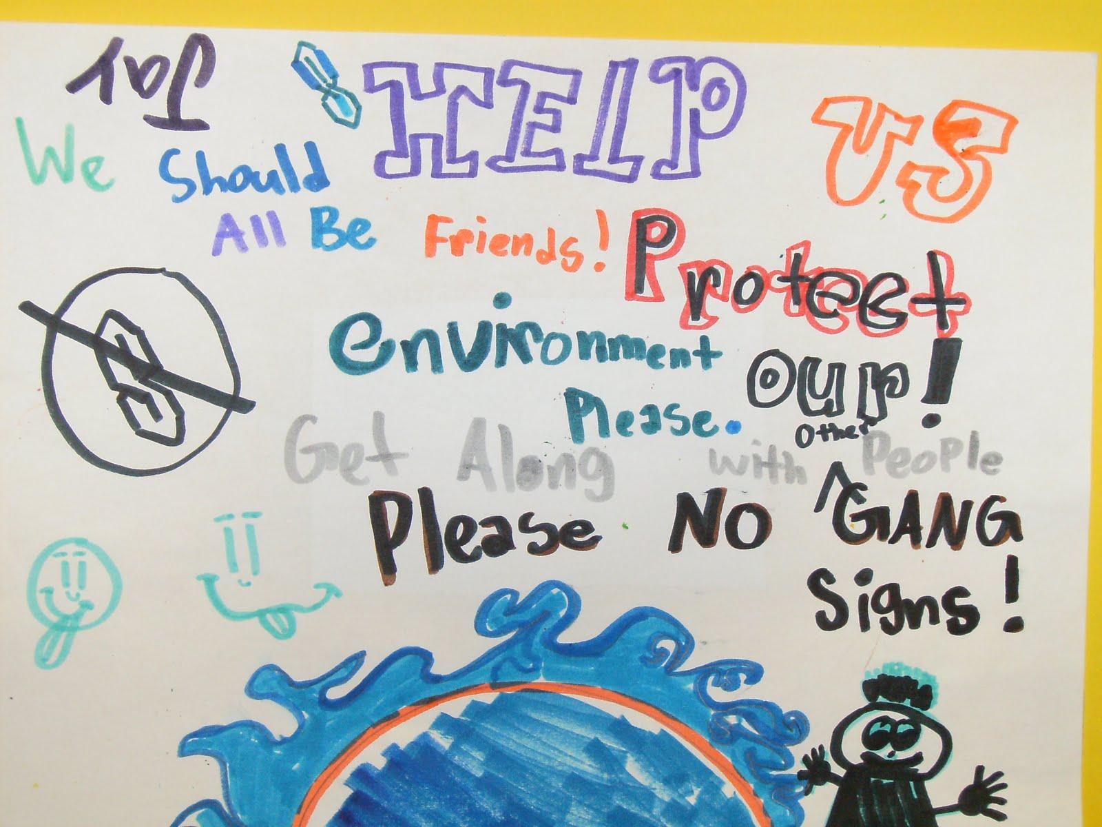 how to create environmental awareness
