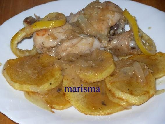 Recetas de andar por casa muslos de pollo al lim n - Pollo al limon isasaweis ...