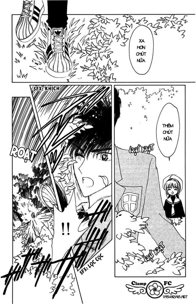 Card Captor Sakura – Thủ Lĩnh Thẻ Bài chap 13 Trang 10