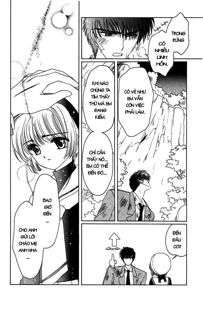 Card Captor Sakura – Thủ Lĩnh Thẻ Bài chap 13 Trang 20