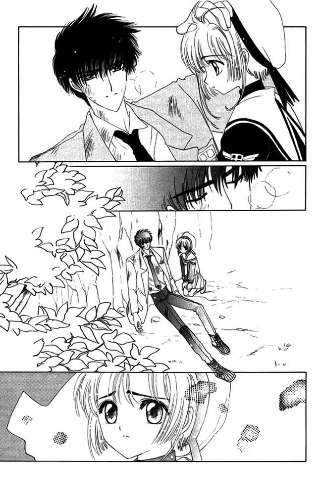 Card Captor Sakura – Thủ Lĩnh Thẻ Bài chap 13 Trang 21
