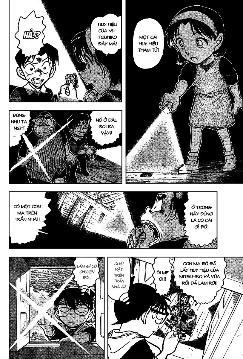 Detective Conan - Thám Tử Lừng Danh Conan chap 691 page 14 - IZTruyenTranh.com
