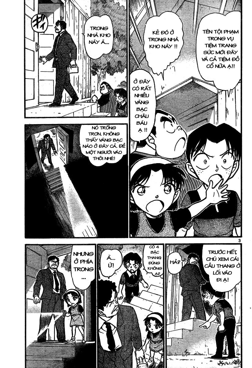 Detective Conan - Thám Tử Lừng Danh Conan chap 692 page 3 - IZTruyenTranh.com