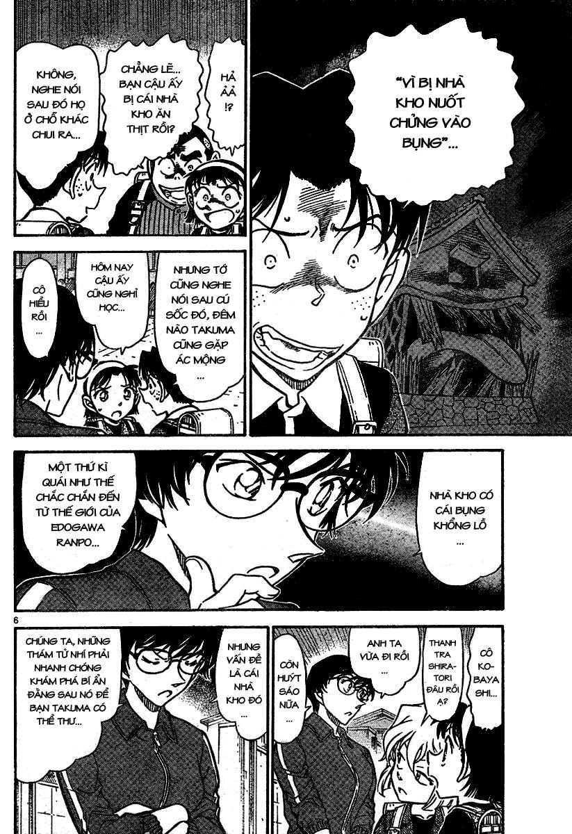 Detective Conan - Thám Tử Lừng Danh Conan chap 690 page 6 - IZTruyenTranh.com