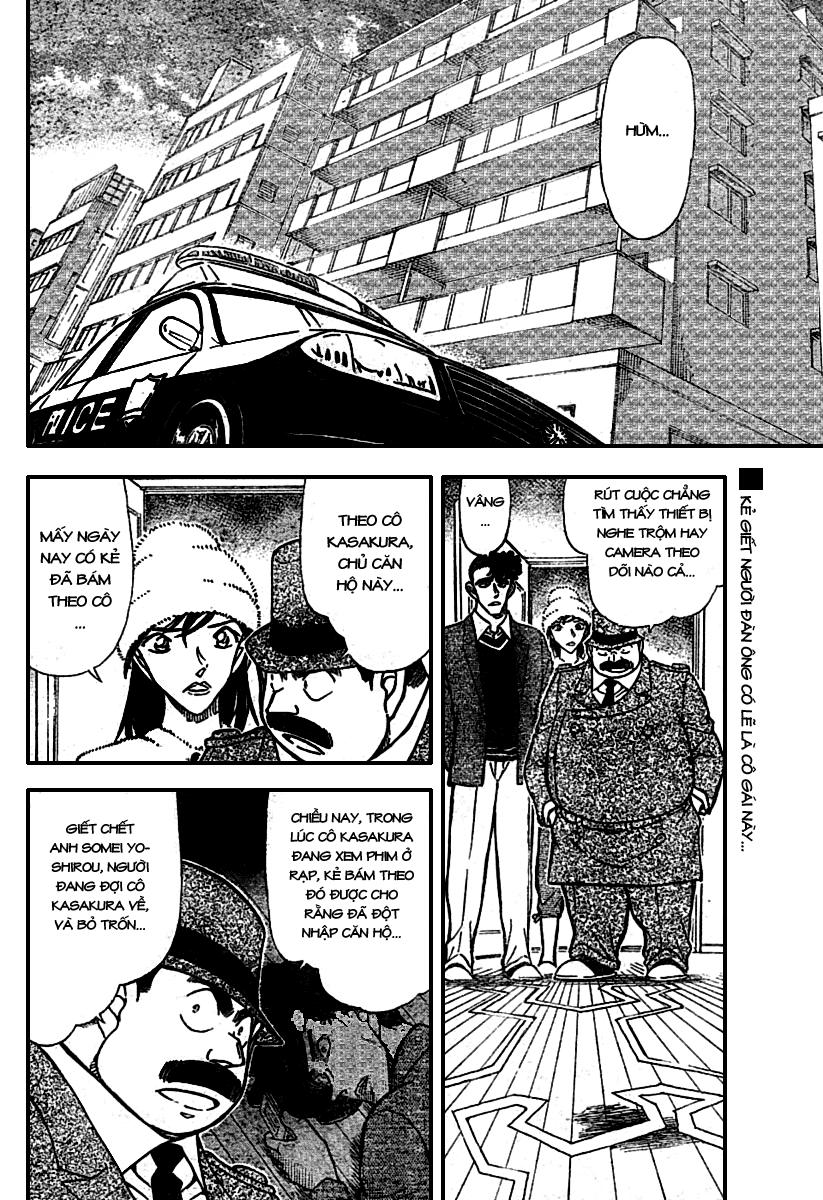 Detective Conan - Thám Tử Lừng Danh Conan chap 689 page 2 - IZTruyenTranh.com
