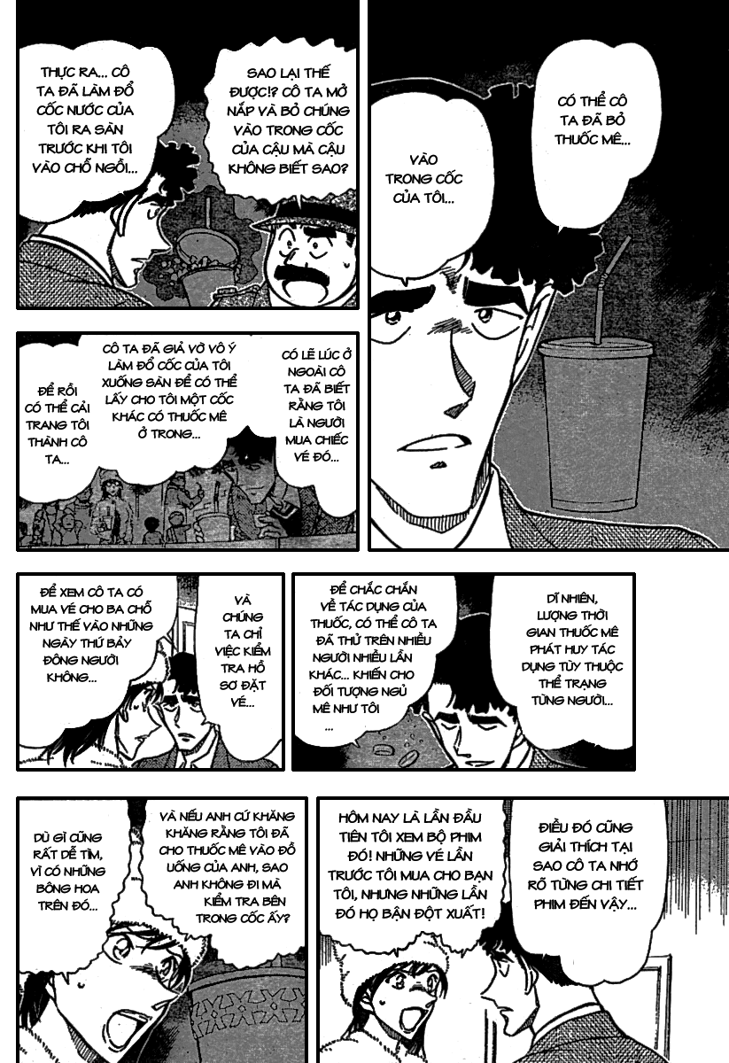Detective Conan - Thám Tử Lừng Danh Conan chap 689 page 8 - IZTruyenTranh.com