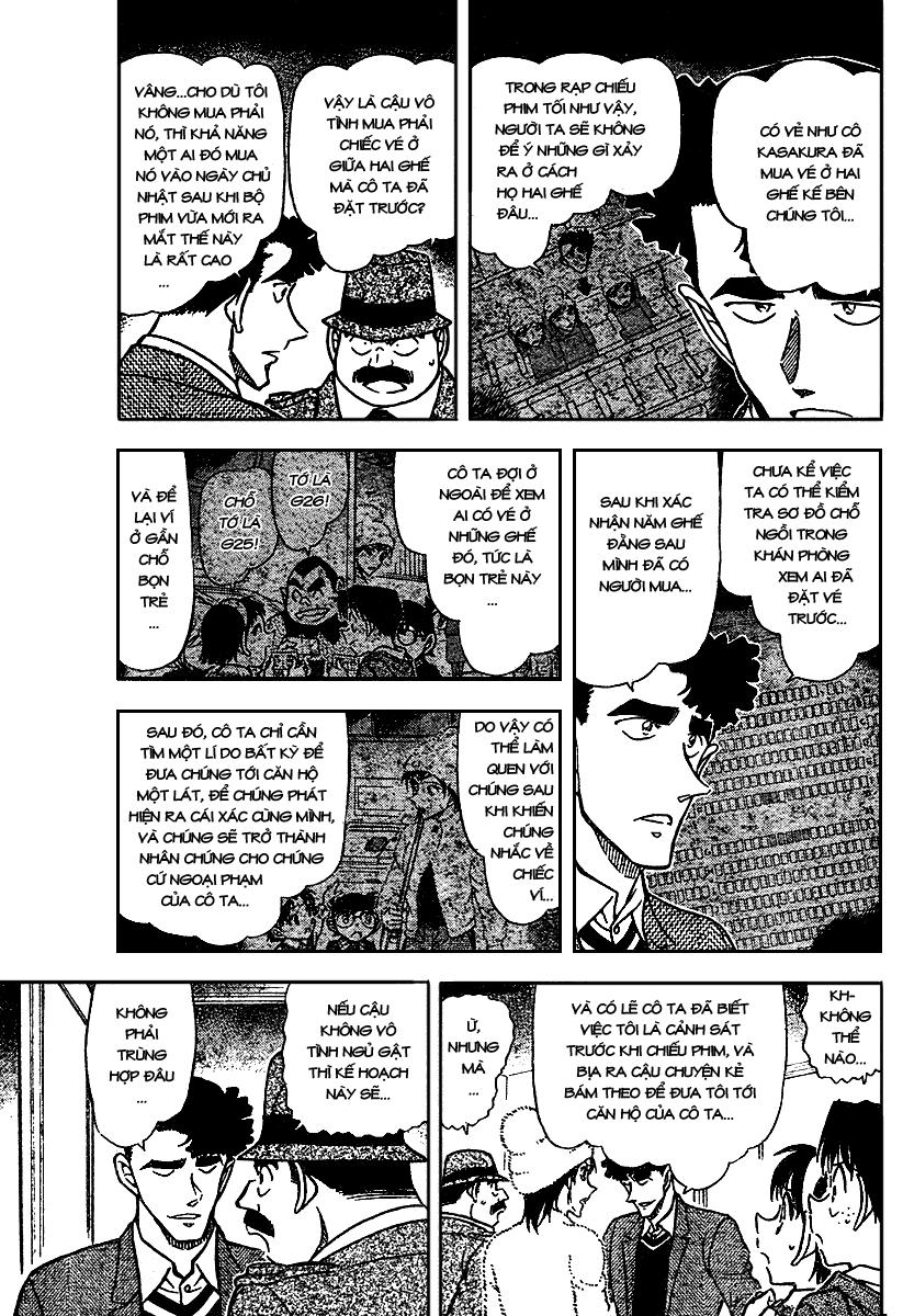 Detective Conan - Thám Tử Lừng Danh Conan chap 689 page 7 - IZTruyenTranh.com