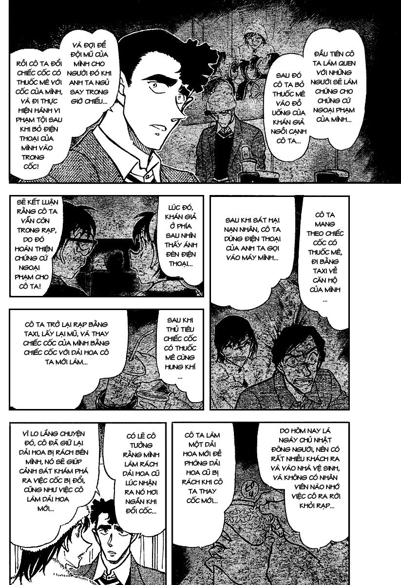 Detective Conan - Thám Tử Lừng Danh Conan chap 689 page 10 - IZTruyenTranh.com