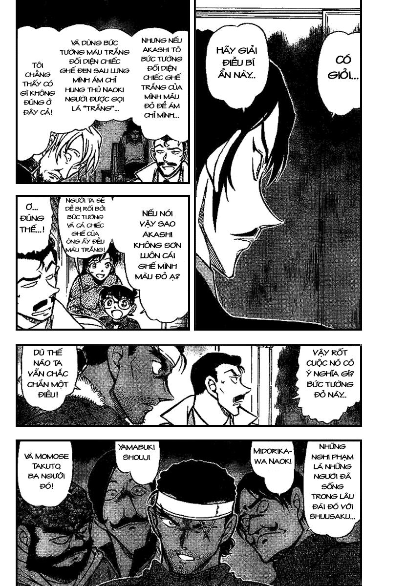 Detective Conan - Thám Tử Lừng Danh Conan chap 684 page 4 - IZTruyenTranh.com