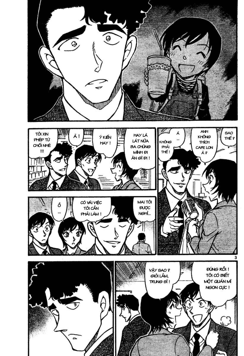 Detective Conan - Thám Tử Lừng Danh Conan chap 687 page 3 - IZTruyenTranh.com