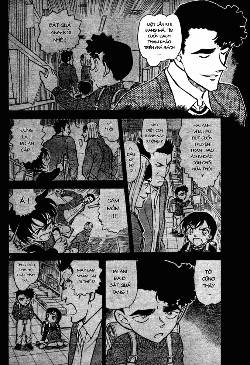 Detective Conan - Thám Tử Lừng Danh Conan chap 687 page 6 - IZTruyenTranh.com