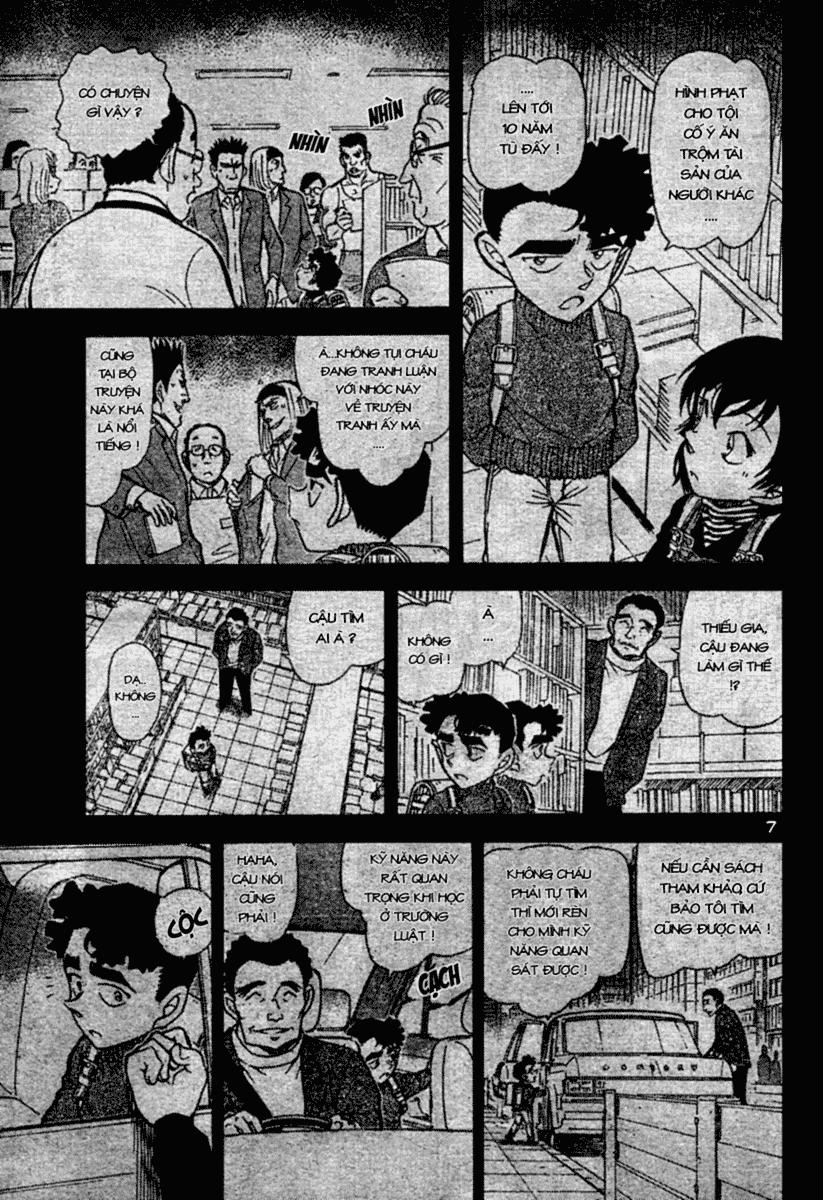 Detective Conan - Thám Tử Lừng Danh Conan chap 687 page 7 - IZTruyenTranh.com