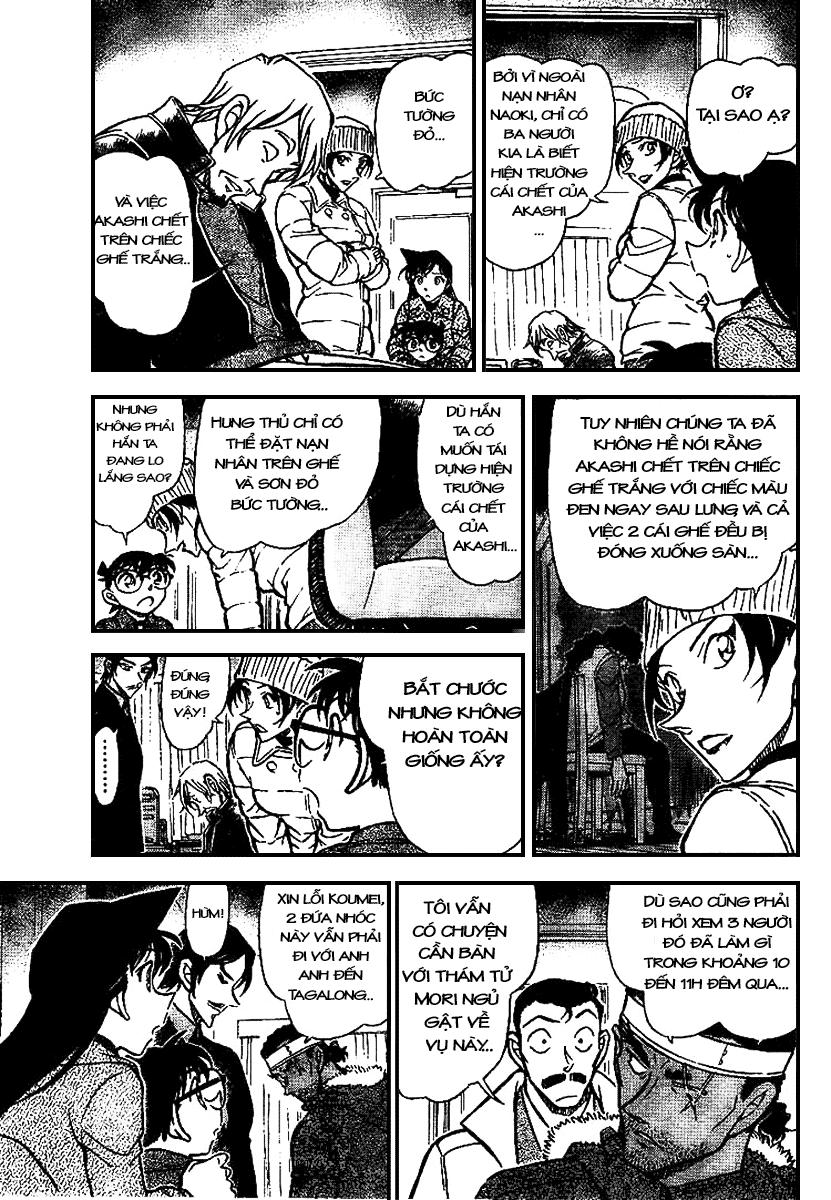 Detective Conan - Thám Tử Lừng Danh Conan chap 684 page 5 - IZTruyenTranh.com