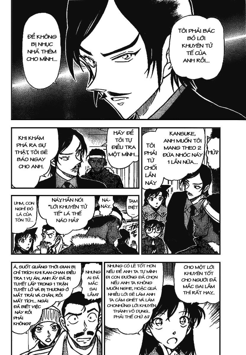 Detective Conan - Thám Tử Lừng Danh Conan chap 684 page 6 - IZTruyenTranh.com