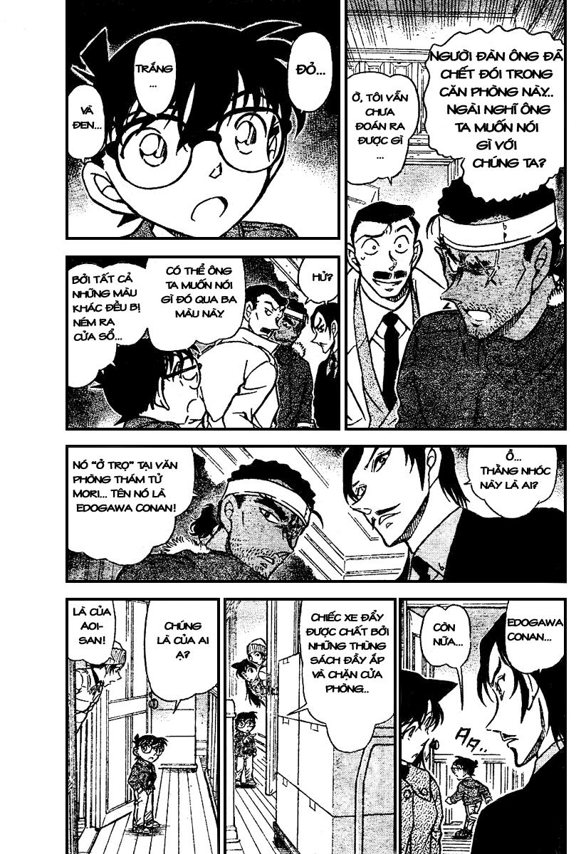 Detective Conan - Thám Tử Lừng Danh Conan chap 683 page 3 - IZTruyenTranh.com