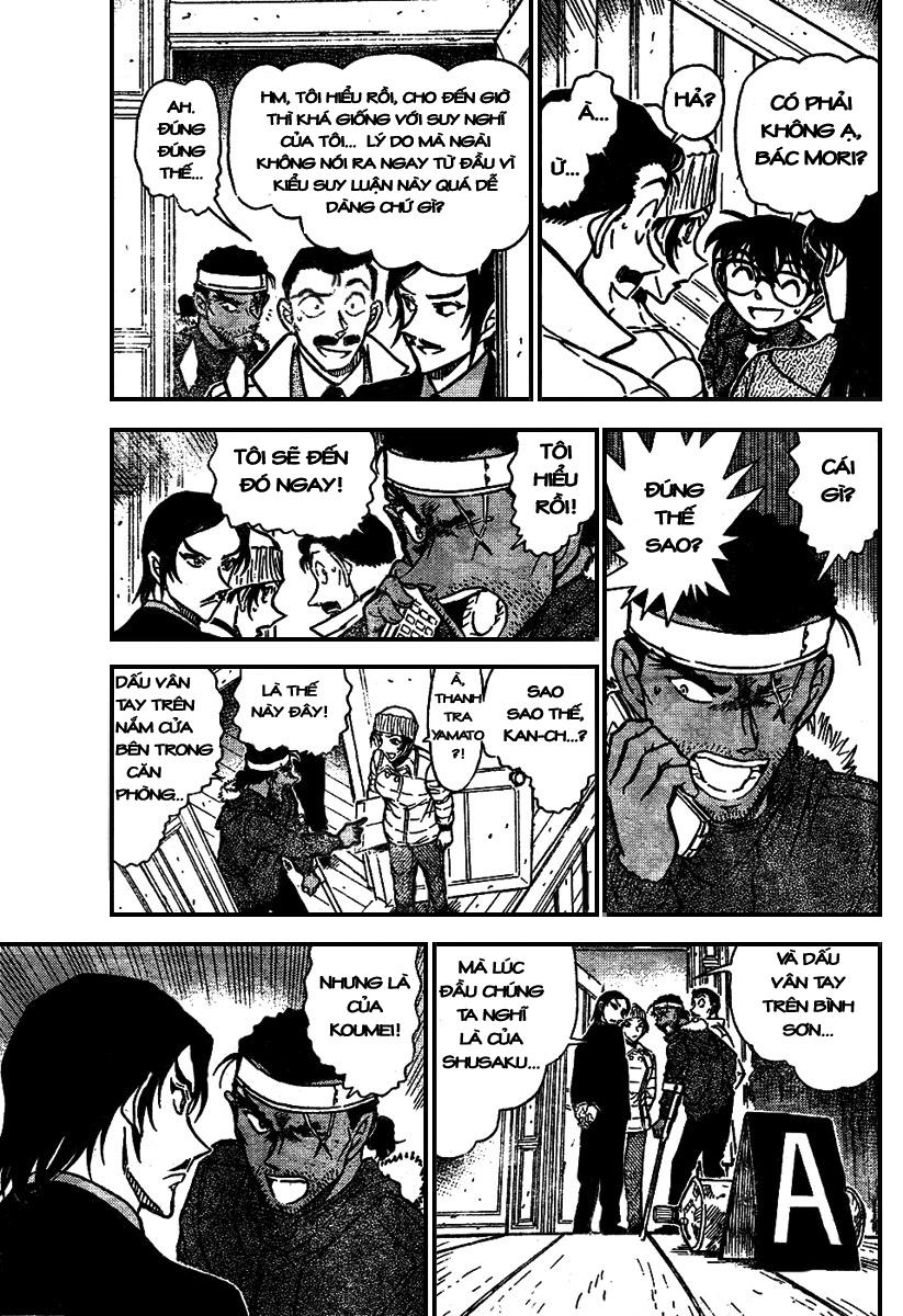 Detective Conan - Thám Tử Lừng Danh Conan chap 683 page 5 - IZTruyenTranh.com