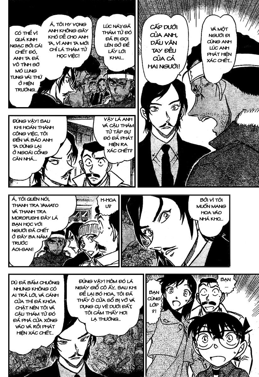 Detective Conan - Thám Tử Lừng Danh Conan chap 683 page 6 - IZTruyenTranh.com