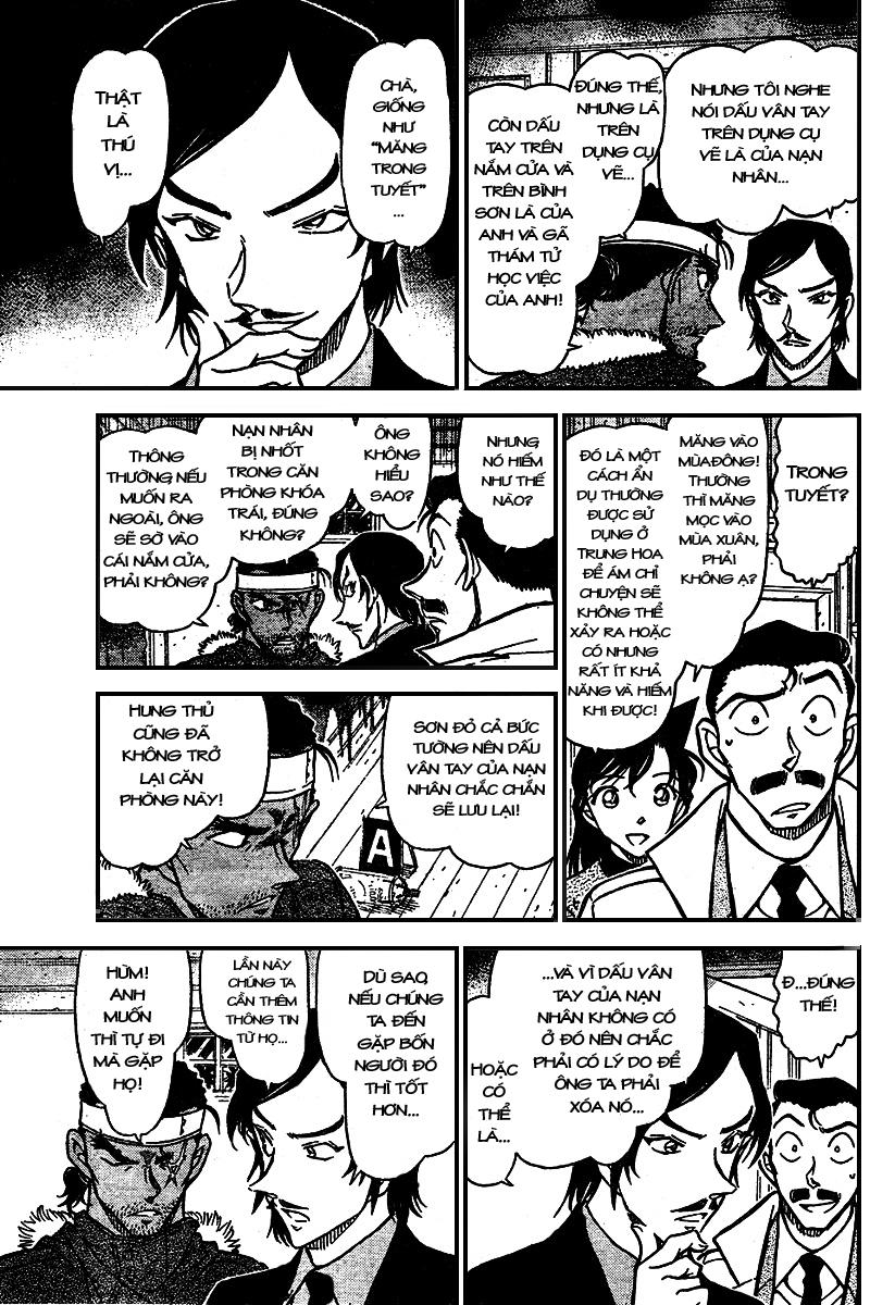 Detective Conan - Thám Tử Lừng Danh Conan chap 683 page 7 - IZTruyenTranh.com