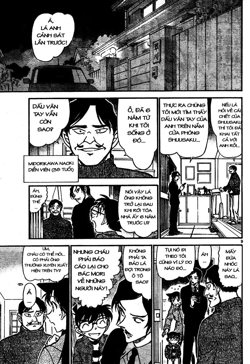Detective Conan - Thám Tử Lừng Danh Conan chap 683 page 9 - IZTruyenTranh.com