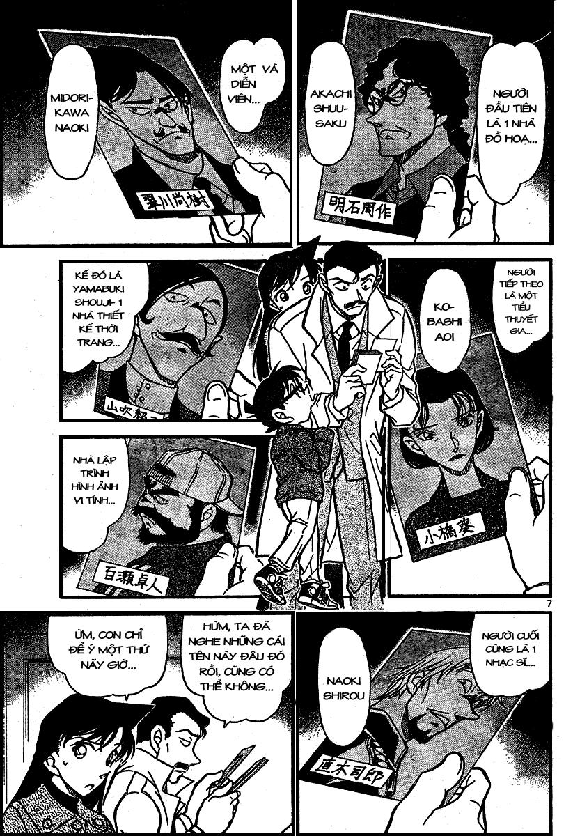 Detective Conan - Thám Tử Lừng Danh Conan chap 682 page 7 - IZTruyenTranh.com