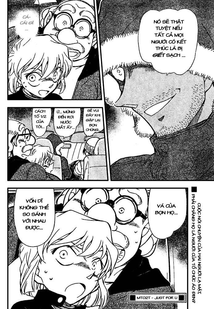 Detective Conan - Thám Tử Lừng Danh Conan chap 680 page 16 - IZTruyenTranh.com