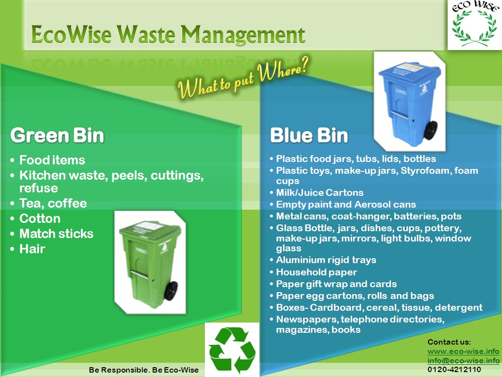eco wise waste management may 2010
