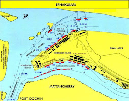 Cochin Port Lay out