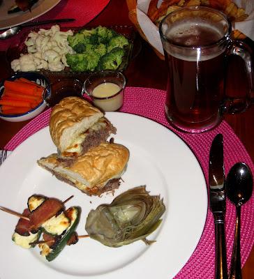 Dishing it up!: Pioneer Woman's Italian Drip Beef