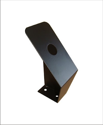 Countertop Umbrella Holder : 9R00321-TRAPEZOID HOLDER