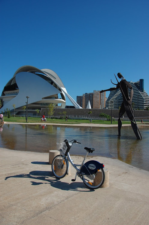 spain and the bikes