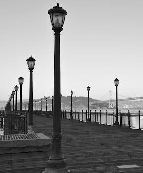san fran bay bridge