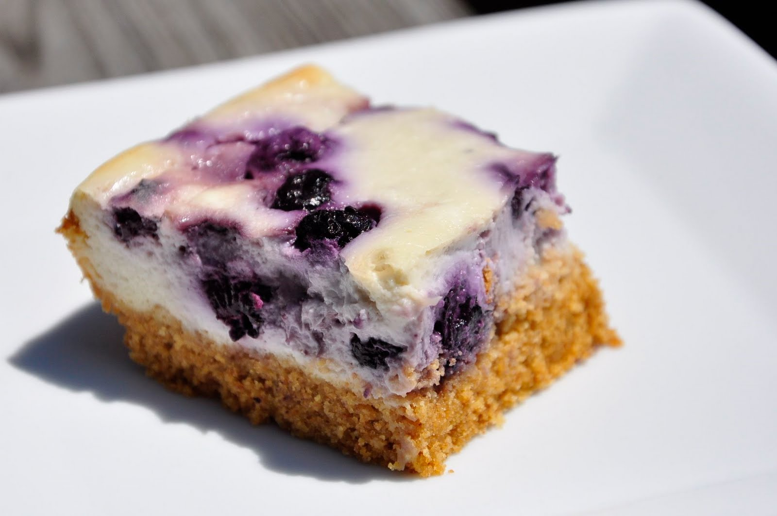 cheesecake blueberry cheesecake bars with blueberry cheesecake bars ...