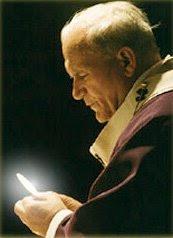 San Juan Pablo II, Papa