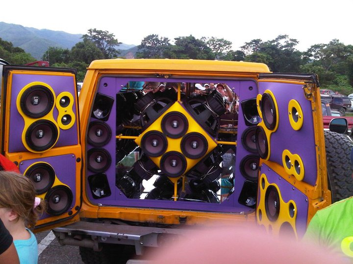 audio sound cars