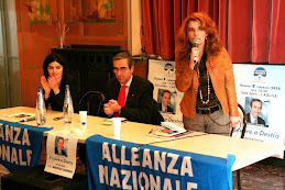 Gasparri a L'Aquila 8.2.2008