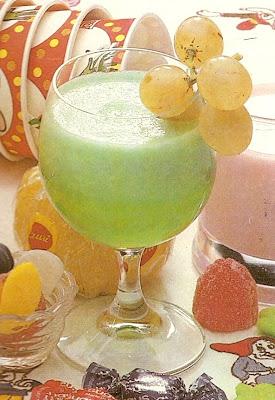 zumo de pera y uva