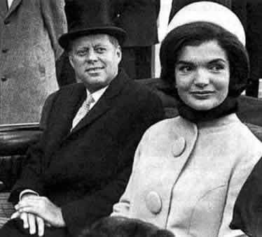 jackie kennedy wedding. jackie kennedy wedding photo.