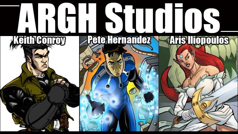 Argh Studios Blog!