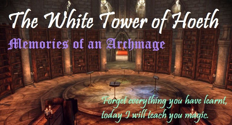 The White Tower of Hoeth