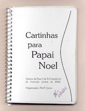 CARTINHAS PARA PAPAI NOEL2006